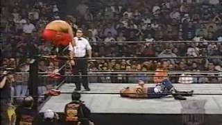 (4.14.1997) Road to Slamboree '97 Part 2 - Chris Benoit vs. Barbarian