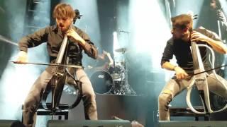 2CELLOS Whole Lotta Love Zurich (live)