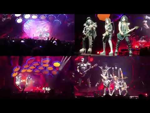 Xxx Mp4 Kiss 2019 Tour Lip Sync Detroit Rock City 4 Show Comparison 3gp Sex