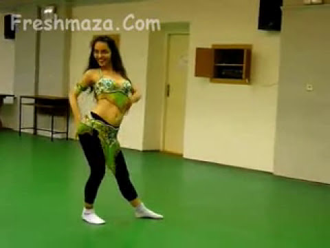 AWESOME Belly dance IN HINDI SONG...
