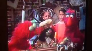 Cookbook eats Telly. funny part from Elmo's Magic Cookbook