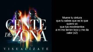 LETRA ALGO CONTIGO, GENTE DE ZONA