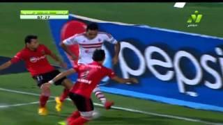 جميع اهداف الزمالك في كأس مصر 2014 2015
