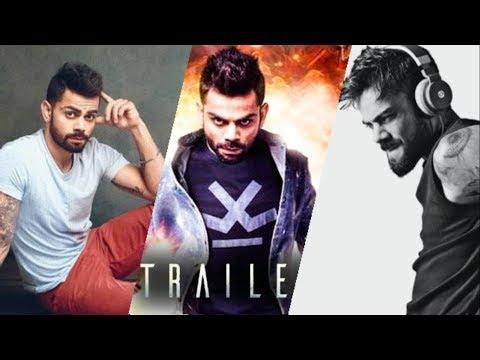 trailer the movie virat kohli new bollywood movie