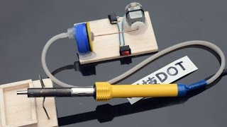 soldering iron How To Make A Hot Air Gun Simple At Home
