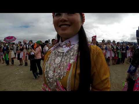 Xxx Mp4 Beautiful Hmong Girls In Xiengkhouang Laos Hmong New Year 201819 Day 4 3gp Sex