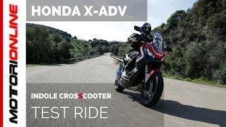 Honda X-ADV | Test ride, pregi e difetti