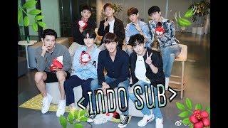 [Indo Sub] 170919 EXO - Sohu Interview