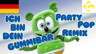 Ich Bin Dein Gummibär (Party Pop Remix) ~ Gummy Bear German Remix ~ Versão Alemã