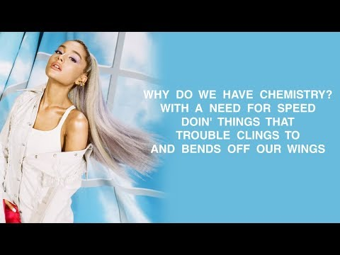Ariana Grande The Light Is Coming Ft Nicki Minaj Lyrics
