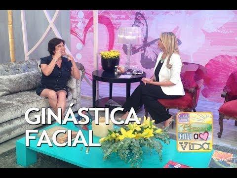 Ginástica Facial 24 02 2014