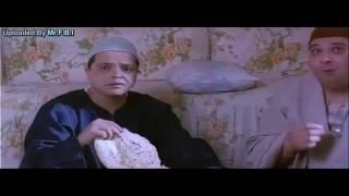 فيلم عسكر فى المعسكر لقطة مضحكة ههههههه جلبية أبوك!! فيها عرقو