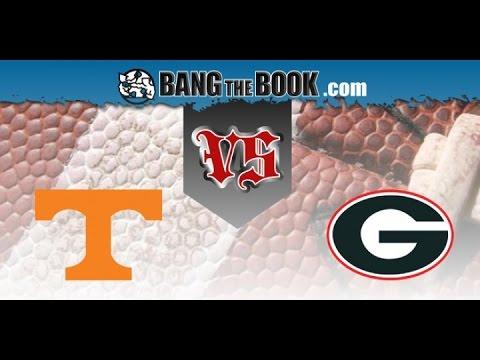 2016-10-01 No. 11 Tennessee at No. 25 Georgia No Huddle
