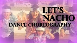 Let's nacho kapoor & sons dance by beauty n grace dance academy :)