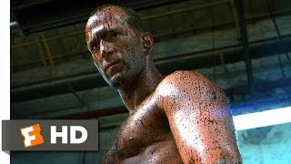 The Transporter (3/5) Movie CLIP - Greased Fighting (2002) HD