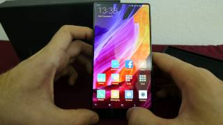 Xiaomi Mi Mix részletes teszt