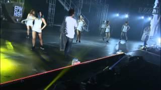 [PENTACLE] YGF 2014 IN JAPAN WINNER SEUNGHOON & MINO - Phone Number + Hot + High High [1080P]