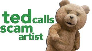 Ted Prank Calls Scam Artist!