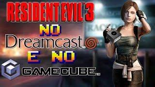 Resident Evil 3 no Dreamcast e Game Cube!