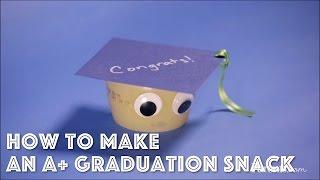 Graduation Snack Cups for Kids | Parents