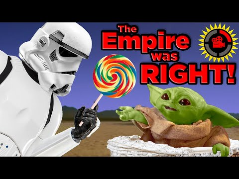 Film Theory Star Wars How The Mandalorian PROVES the Empire was Right