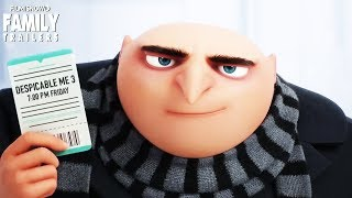 Make your hands clap with new DESPICABLE ME 3 Clip