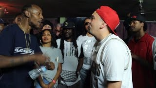 AHAT Tourney - $2000 Championship Rap Battle - Dre Vishiss vs Young Nate