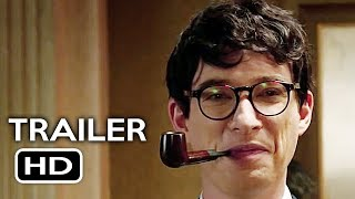 A Futile and Stupid Gesture Official Trailer #1 (2018) Domhnall Gleeson Biography Movie HD