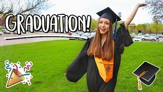 I Graduated!! 🎉 Sydney Serena Vlogs
