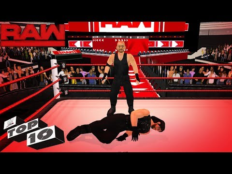 Top 10 RAW Moments - 22nd October 2018 | WR3D