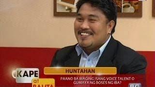 KB: Paano ba maging isang voice talent o gumaya ng boses ng iba?