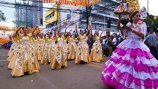Sinulog Festival 2017 - Street Dance - Sinanduloy Cultural Troupe Cebu City