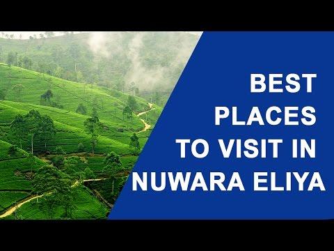 Best Places to Visit in Nuwara Eliya Sri Lanka