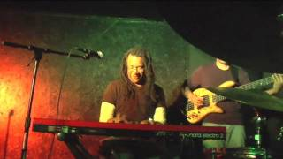 Part 3 - Jazz Keyboard & Drum Solo: Interval Trio Live at Interval Monday