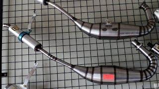 Knalpot RCB Ninja 150 RR Unbox + Tes Sound