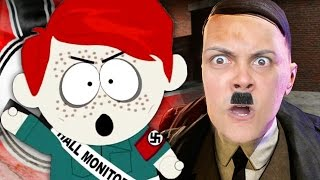 DID SOMEBODY SAY NAZI ZOMBIES !?! - South Park Stick of Truth - #4