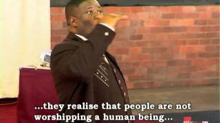 The City of Zion by Apostle Prophet Andile Myemane PhD