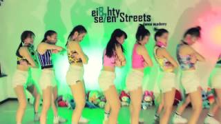 Call My Name - Donna's BE Presents (Luckystar Low Dancehall Choreography )