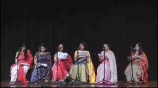 Saraswati Puja 2013 - Struti Natok