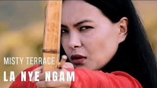 Bhutanese latest song LA NYE NGAM - MISTY TERRACE Official Video New Album