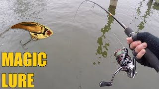 This Lure SLAYS Winter Bass!!! (Cold Water Fishing Tips)