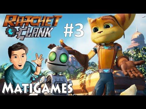 NA PRAWDĘ SPODOBAŁA MI SIĘ TA GRA ! : ) Ratchet & Clank #3