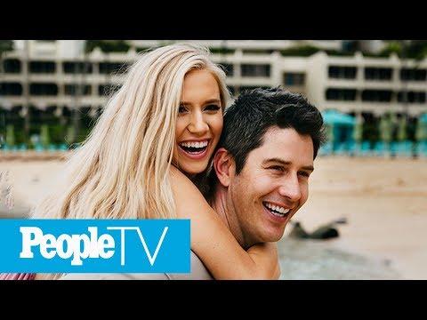 Xxx Mp4 Inside Arie Luyendyk And Lauren Burnham S Bachelor Like Honeymoon PeopleTV 3gp Sex
