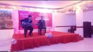 আমার হাড় কালা করলাম রে.... BUP DHSM Freshers-2K16 By Mehedi Hasan Rimon  Guitarist:Rakib Ahmed Raju