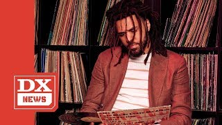 """J. Cole Might Add Features On His Next Album To Stop The """"Platinum With No Features"""" Memes"""