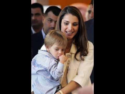 اجمل نساء الدنيا الملكة رانيا العبدالله