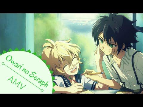 【Amv】Owari no seraph «Mika x Yuu» : Clarity『Zedd』