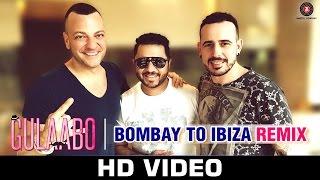 Gulaabo - Bombay to Ibiza Remix | DJ Notorious | Ruben Moran Sax | Micah the Violinist