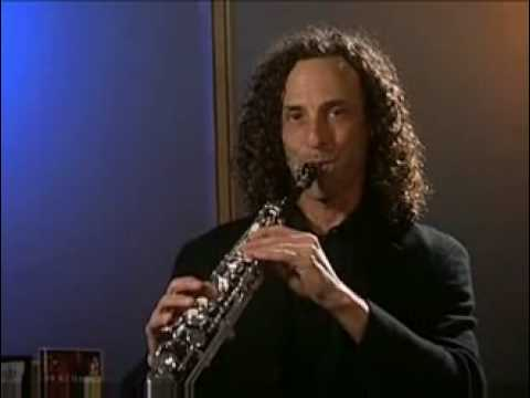 Kenny G Circular Breathing Lesson