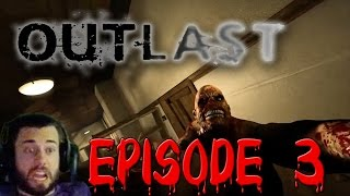 OUTLAST: Prison Cells and Nude Dudes! (PS4 Twitch Stream)